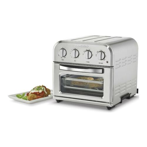 Cuisinart TOA-28 Compact Toaster with Knife and