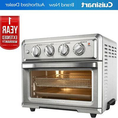 Cuisinart TOA-60 Air Fryer Toaster w/ Year Extended Warranty