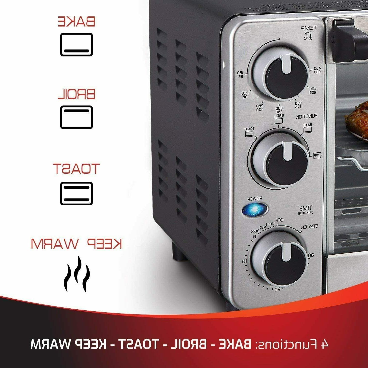 Toaster Multi-function with