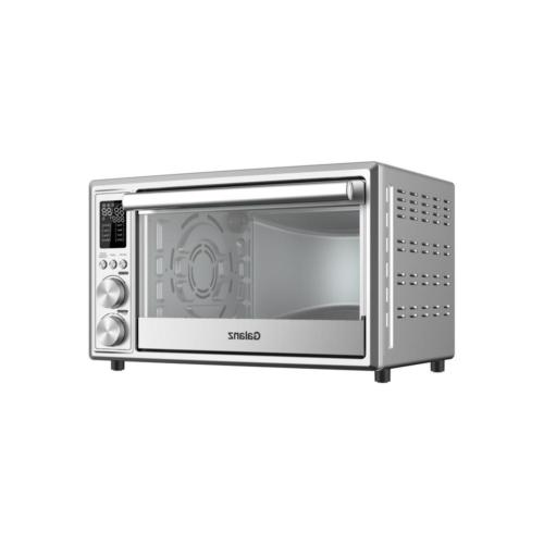 Toaster Oven cu. ft. 1800 6-Slice Air Stainless Steel