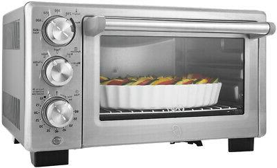 Stainless Convection Toaster Extra Large W/ 3-Adjustable