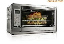 Large Convection Oven Electric Pizza Toaster Bake Restaurant