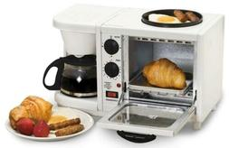 Elite Cuisine Maxi-Matic 3-in-1 Multifunction Breakfast Cent