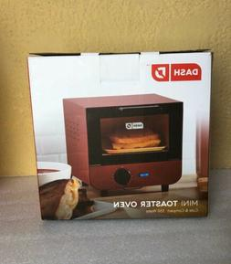 Dash Mini Toaster Oven Cooker for Bread, Bagels, Cookies, Pi