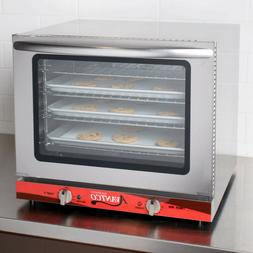 New Avantco Commercial Oven Convection Electric Half Size Co