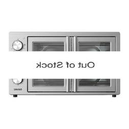 NEW GALANZ GFSK215S2MAQ18 FRENCH DOOR AIR FRYER TOASTER OVEN