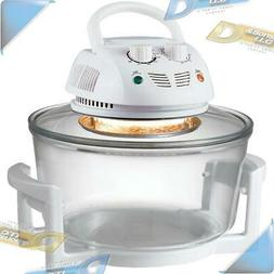 NEW Nutrichef Halogen Oven Air-Fryer/Infrared Convection Coo