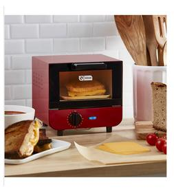 new mini compact toaster oven bread bagels