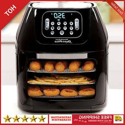 New Power Air Fryer Oven And Dehydrator All-In-One 6-Quart P