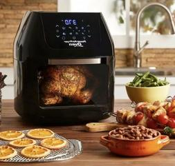 Power Air Fryer Oven Plus 6QT XL Family Sized 7 in 1 Profess