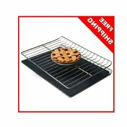 Silicone Non Stick Stove Liner Mat For Bottom Of Electric &