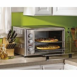Hamilton Beach Stainless Countertop Oven with Convection and