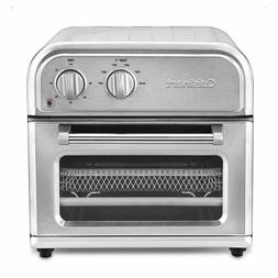 Air Fryer Toaster Oven Countertop Stainless Steel w/ Basket,