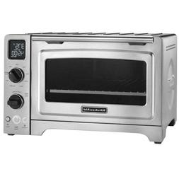 Stainless Steel Convection Toaster Oven 1800 Watts 4-Slice K