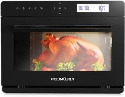 Steam Convection Oven Countertop 34 Qt 10 Modes with 24 Item