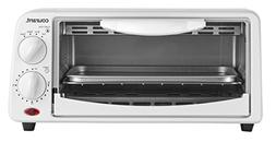 Courant TO621W Compact Toaster Oven White
