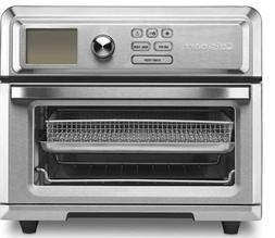 Cuisinart TOA-60 Convection Toaster Oven Airfryer, Silver, N