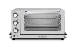 Cuisinart® Toaster Oven Broiler with Interior Oven Light in