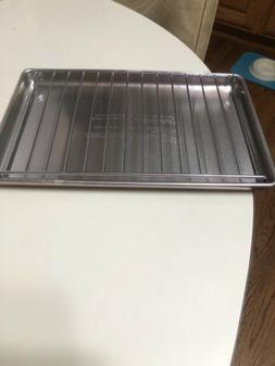 Toaster Oven Tray Baking Pan Broiler Rack Replacement Oster