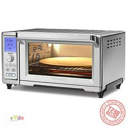 Cuisinart TOB-260N1 Chef's Convection Toaster Oven,  Stainle
