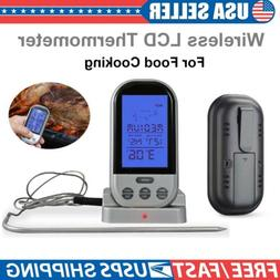 ThermoPro TP08 Wireless Remote Digital Kitchen Cooking Meat