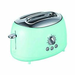 Brentwood Appliances Ts-270bl Cool-touch 2-slice Retro Toast